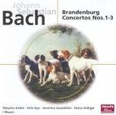 Bach, J.S.: Brandenburg Concertos Nos.1-3; Suite No.2 in B minor de I Musici