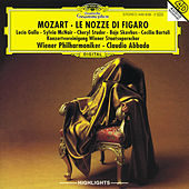 Mozart: Le Nozze di Figaro (Highlights) by Various Artists