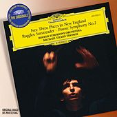 Ives / Ruggles / Piston: Orchestral Music by Michael Tilson Thomas