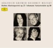 Brahms: Piano Quintet / Schumann: Fantasiestücke von Martha Argerich