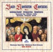 Bach, J.S.: Ascension Day; Whitsun; Trinity (Vol. 3) von Various Artists