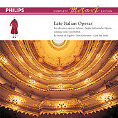 Mozart: Complete Edition Box 15: Late Italian Operas de Various Artists
