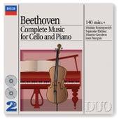 Beethoven: Complete Music for Cello and Piano de Mstislav Rostropovich