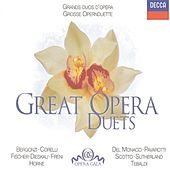 Great Opera Duets by Dame Joan Sutherland