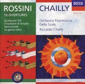 Rossini: 10 Overtures di Orchestra Filarmonica della Scala