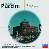 Puccini: Tosca (highlights) by Renata Tebaldi