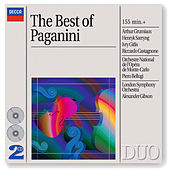 The Best of Paganini de Various Artists