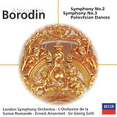 Borodin: Symphonies Nos.2 & 3; Overture & Polovtsian Dances (Prnce Igor) de London Symphony Orchestra