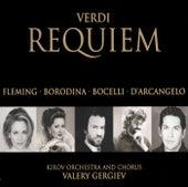 Verdi: Messa da Requiem by Renée Fleming