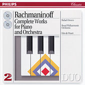Rachmaninov: Complete Works for Piano and Orchestra by Rafael Orozco