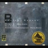 Boulez: Répons; Dialogue de l'ombre double fra Alain Damiens