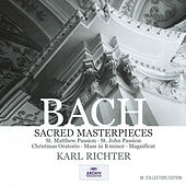 Bach, J.S.: Sacred Masterpieces by Münchener Bach-Orchester