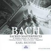 Bach, J.S.: Sacred Masterpieces von Münchener Bach-Orchester