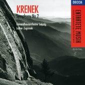 Krenek: Symphony No. 2, Op. 12 de Gewandhausorchester Leipzig