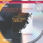 Liszt: Sonata in B minor etc von Claudio Arrau