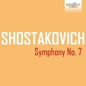Shostakovich: Symphony No. 7 by Wdr Sinfonieorchester