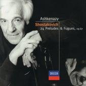 Shostakovich: 24 Preludes & Fugues, Op.87 de Vladimir Ashkenazy