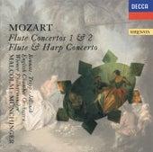 Mozart: Flute Concertos Nos.1 & 2; Concerto for Flute & Harp by William Bennett