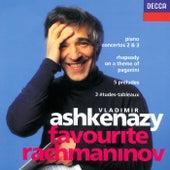Favourite Rachmaninov de Vladimir Ashkenazy