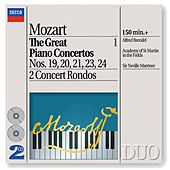 Mozart: The Great Piano Concertos, Vol.1 by Alfred Brendel