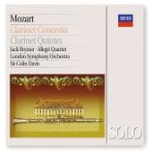 Mozart: Clarinet Concerto / Clarinet Quintet von Jack Brymer