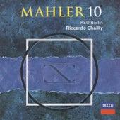 Mahler: Symphony No.10 (Ed. Deryck Cooke) di Radio-Symphonie-Orchester Berlin