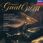 Bellini / Delibes / Puccini / Verdi: Great Opera Duets by Various Artists