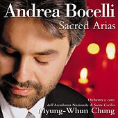 Andrea Bocelli - Sacred Arias by Andrea Bocelli