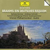 Brahms: Ein Deutsches Requiem, Op. 45 di Barbara Bonney