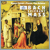 Bach: Epiphany Mass von Gabrieli Consort & Players