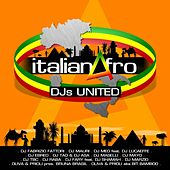 Italianafro DJs United de Various Artists