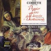Corrette : Premier livre de clavecin, Op. 12 - Divertissements de Jean-Patrice Brosse