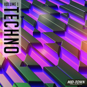 Mid-town Techno, Vol. 1 by Various Artists