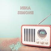 Nina Simone - Vintage Cafè von Nina Simone