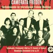 Tchaikovsky: String Sextet, Op. 70 - Mendelssohn: String Octet, Op. 20 by Camerata Freden