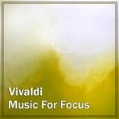 Vivaldi: Music for Focus de Antonio Vivaldi