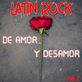 Latin Rock De Amor Y Desamor Vol. 2 de Various Artists