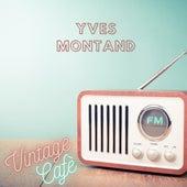 Yves Montand - Vintage Cafè de Yves Montand