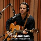 Fire and Rain (Live at Sunset Sound) by Mike Silvestri