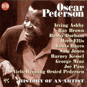 History Of An Artist by Oscar Peterson