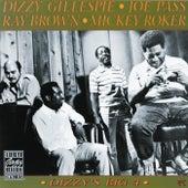Dizzy's Big 4 van Dizzy Gillespie