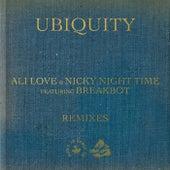 Ubiquity (Remixes) von Ali Love