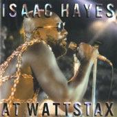 At Wattstax by Isaac Hayes