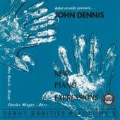 New Piano Expressions-Debut Rarities, Vol. 5 de John Dennis