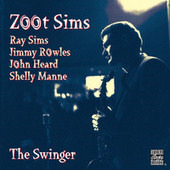 The Swinger by Zoot Sims