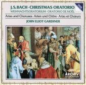 Bach, J.S.: Christmas Oratorio - Arias and Choruses by Nancy Argenta