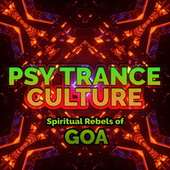 Psy Trance Culture - Spiritual Rebels of Goa de Various Artists