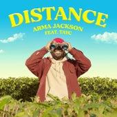 Distance de Arma Jackson