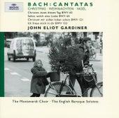 Bach, J.S.: Christmas Cantatas BWV 63, 64, 121 & 133 von Ann Monoyios