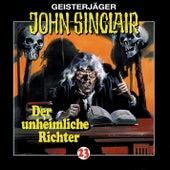 Der unheimliche Richter - Folge 23 von John Sinclair